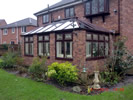 Conservatories and sun rooms